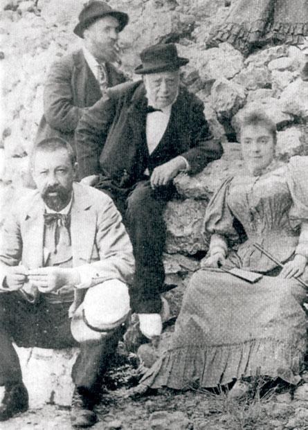 Família de Gaudí