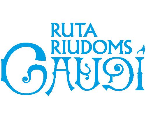 Logotip Ruta Gaudí Riudoms