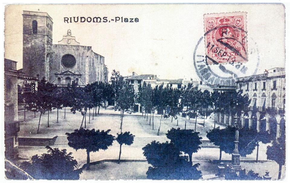 La Plaça de l'Església